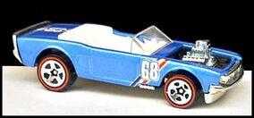Cus mus convertible AGENTAIR blu