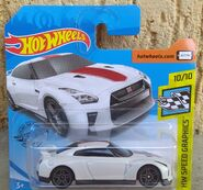 2020 HW Speed Graphics - 10.10 - '17 Nissan GT-R (R35) 2020 Model 50th Anniversary Version 01