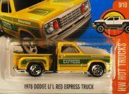 78 Dodge Li'l Red Express Truck DTX77
