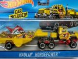 Haulin' horsepower