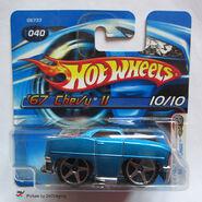 Chevy '67 II Blister Short 24