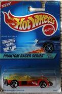 Hot Wheels Road Rocket Phantom Racer Series