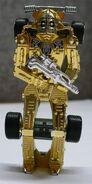Zombot Gold Stand