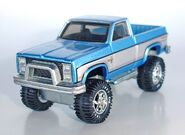 2016 - 16th Hot Wheels Annual Collectors Nationals '83 Chevy Silverado front