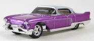 G18 Hot Wheels 57 Cadillac Eldorado Brougham 2003 Preferred Custom Rodder (1)