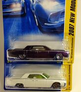 64Lincoln Continental Color & Wheel Variation