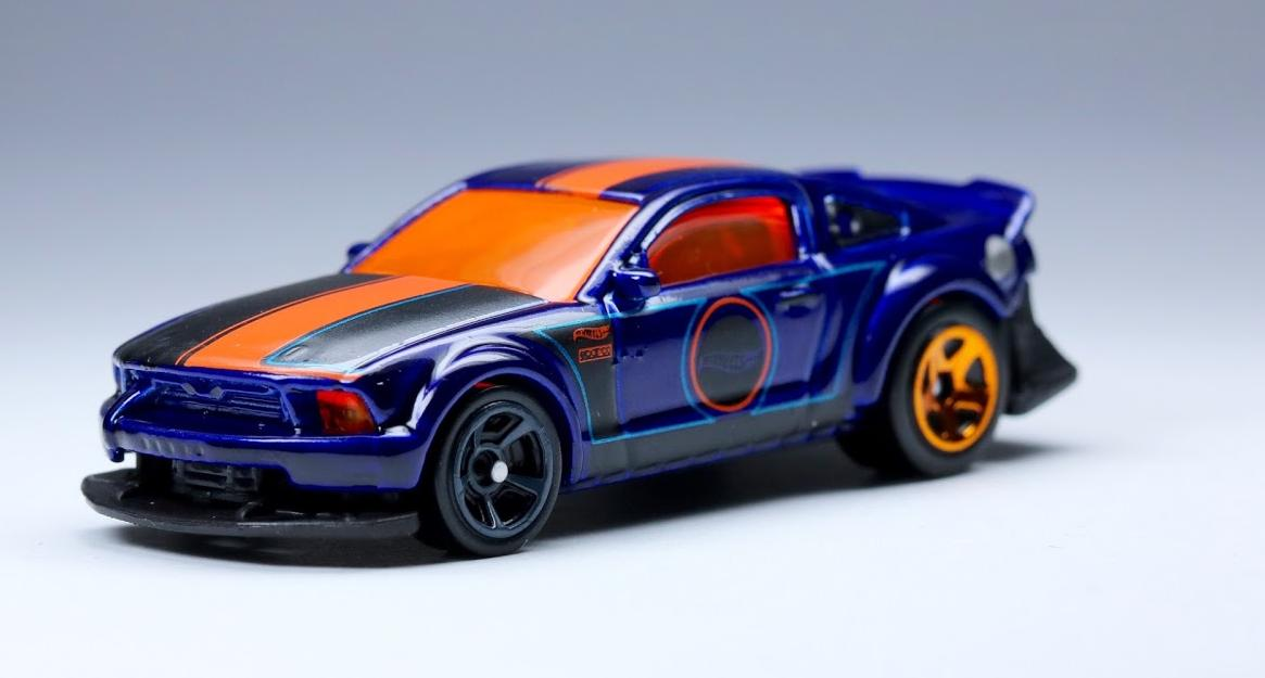 2005 Ford Mustang Hot Wheels Wiki Fandom Powered By Wikia