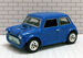 Mini Cooper - Retro Entertainment Blue