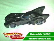 Batmobil 1989 2013