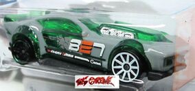 Drift Rod-Green Grey