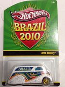 Hot Wheels Brazil Convention Deco Delivery