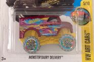 Monster Dairy Delivery DTX91