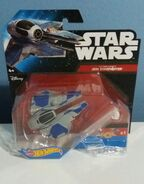 Obi-Wan Jedi Starfighter (pack)