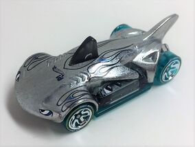 Shark Hammer 2.0. Hot Wheels id. Front