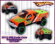 2012 Code Cars Sandblaster 227-247