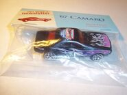 7th Collectors Nationals 67 Camaro NewsLetters black