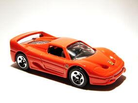 Ferrari F50 07