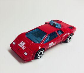 Lamborghini Countach Pace Car | Hot Wheels Wiki | FANDOM