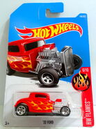 32 Ford - Flames 6 - 17 Cx