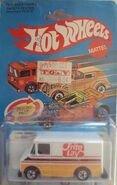 1984 Delivery Van blisterpack Frito Lay Flyin Colors