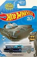 Batmobile TV Series Batmobile - FKB53 Card