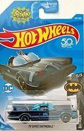 Batmobile TV Series Batmobile - FKB53 Card
