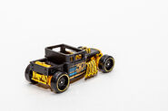Bone Shaker 50th Anniv Black and Gold (2)