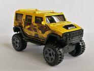 Hummer H2 Camo 17