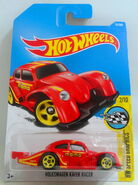 Volks Kafer Racer (Red) Speed G 2 - 17 Cx