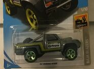 2019 Hot Wheels '87 Dodge D100 2nd colour
