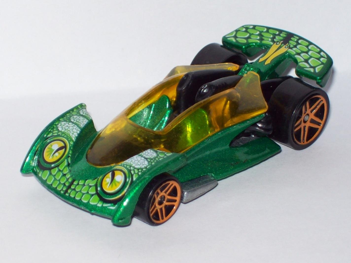 Hot wheels open roadster