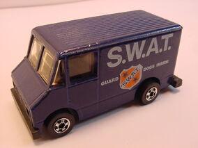 1980 SWAT van scene machine