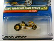 2000 Treasure Hunt Go Kart