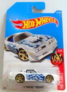77 Pontiac Firebird (W) Flames 5 - 16 Cx