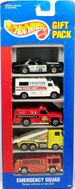 Emergency Squad-1994 5-Pack