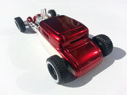Ford Model A rear