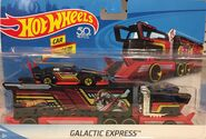 Galactic Express Mad Manga