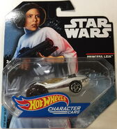 Hot Wheels Princess Leia