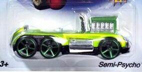 Semi-Physco 2007 Walmart Holiday Hot Rods