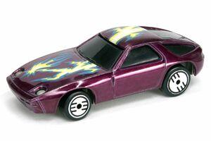 1985 Hot Wheels Nightstreaker Ultra Hots - 5406df
