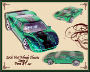 2006 HW Classics series 2 Ford GT-40