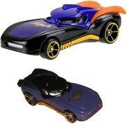 Batgirl Character Cars