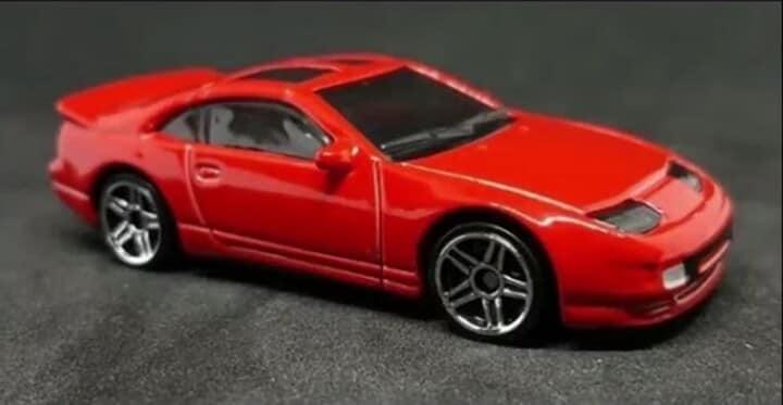 Nissan 300zx Twin Turbo Hot Wheels Wiki Fandom Powered By Wikia