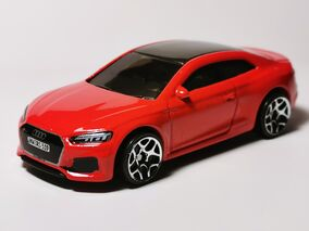 Audi RS5 Red 19