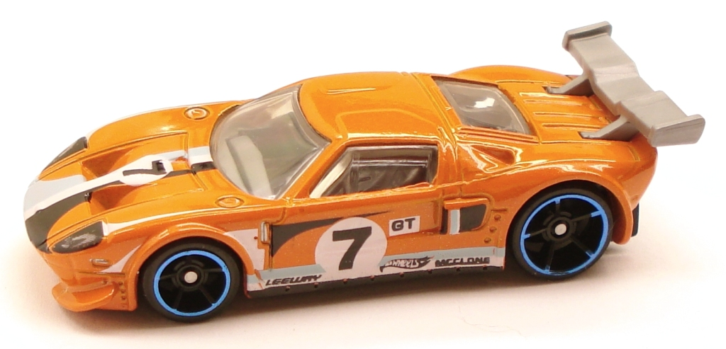 Versions The Ford Gt