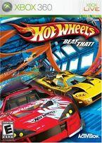 Hot Wheels Beat That (X360 Cover Art)