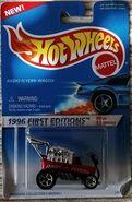 Hot Wheels Radio Flyer Wagon 1996 First Editions