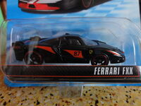 Speed Machines Ferrari FXX wheels variation