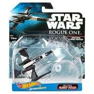 DYK03 Partisan X-wing Fighter package front