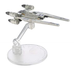 Rebel U-wing Fighter front